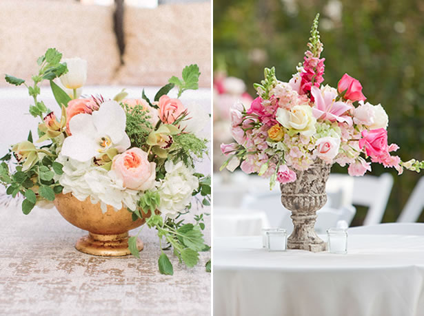 romantic-whimsical-floral-valentines day arrangements